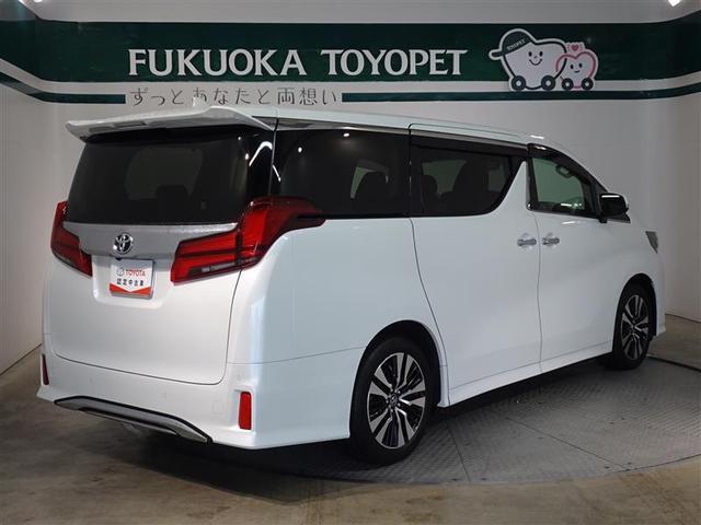 「トヨタ」「アルファード」「ミニバン・ワンボックス」「福岡県」の中古車3