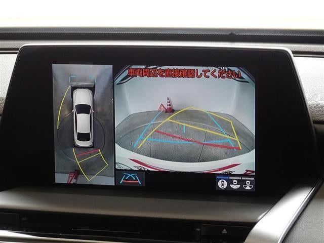 バックガイドモニターを装備、車庫入れも楽々です。パノラミックビューモニタを搭載、上からの画像も表示されます。
