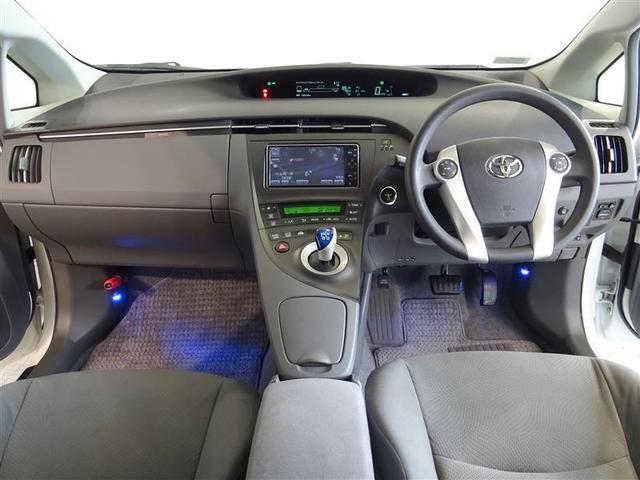 トヨタ プリウス Sツーリングセレクション 1年保証・ワンセグ・HDDナビ
