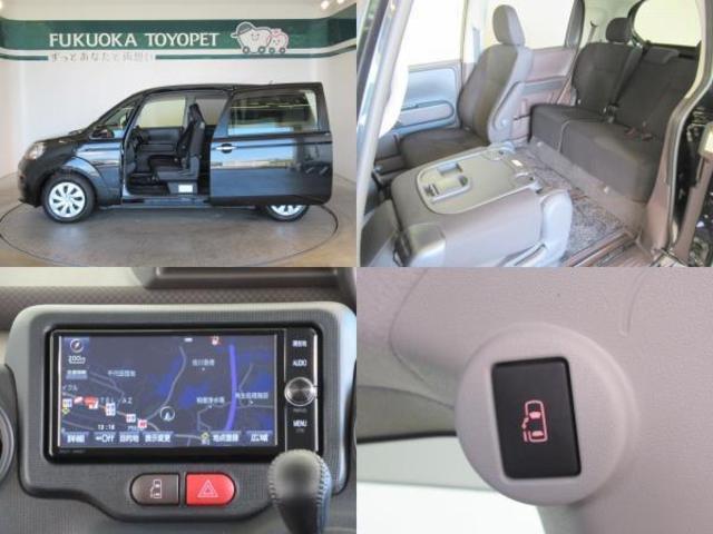 トヨタ ポルテ 1.5G 1年保証・フルセグ・メモリーナビ・バックカメラ