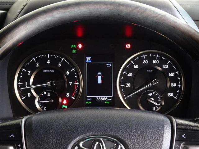 3.5エグゼクティブラウンジS ・後席モニター TSS フルセグTV 両側電動ドア ETC スマートキー(10枚目)