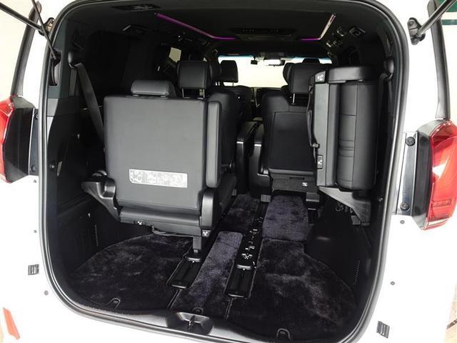 3.5エグゼクティブラウンジS ・後席モニター TSS フルセグTV 両側電動ドア ETC スマートキー(17枚目)