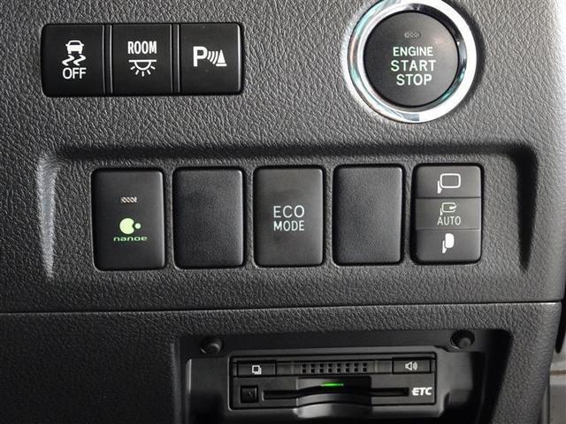 キーは鞄で楽チン始動、スマートエントリーシステムを装備してます。高速道路で便利なETCを装備してます。