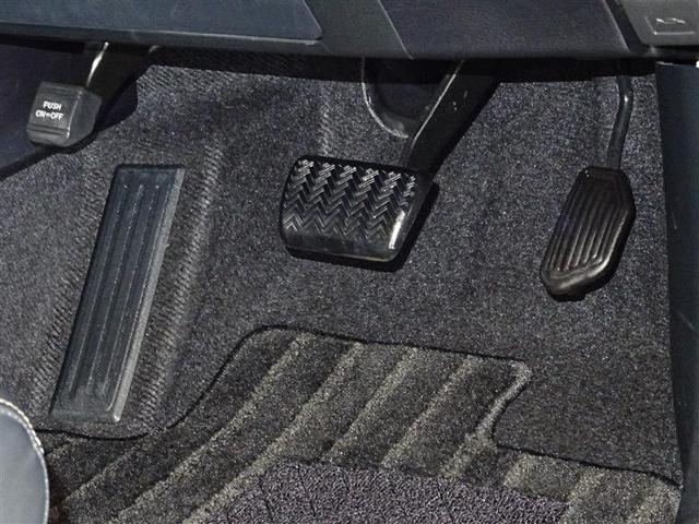 トヨタ ハリアーハイブリッド SDナビ&バックガイドモニター付き