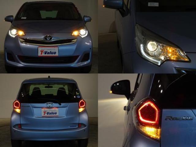 トヨタ ラクティス 1.3X 1年保証 キーレス CD再生 ABS