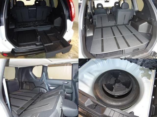 日産 エクストレイル 4WD HID ETC バックモニター フルセグTV