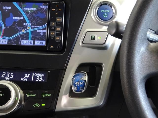 トヨタ プリウスアルファ S 1年保証 スマートキー メモリーナビ バックカメラ