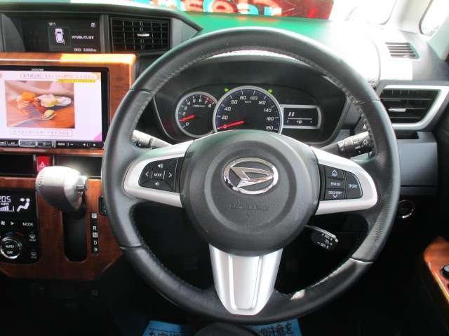 Gターボ SAIII 9インチワイドナビ 衝突軽減ブレーキ付 スマートキー 両側電動スライドドア クルコン レーダーブレーキ キーレス メモリーナビ 盗難防止装置 ABS(17枚目)