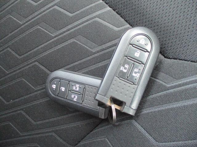 Gターボ SAIII 9インチワイドナビ 衝突軽減ブレーキ付 スマートキー 両側電動スライドドア クルコン レーダーブレーキ キーレス メモリーナビ 盗難防止装置 ABS(36枚目)