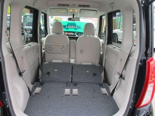 G 助手席側後方電動スライドドア Bカメラ Bカメラ キーフリー ABS 横滑り防止装置 CD オートエアコン スマートキー付き I-STOP 両側スライド片側電動(18枚目)