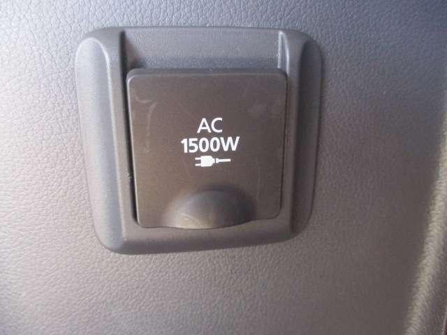 Gプラスパッケージ AC1500W付き ワンオーナー クルコン フルセグTV 4WD ETC シートヒーター 電動リアゲート アラウンドモニター サポカー バックカメラ ワンオーナー パワーシート CD TV(17枚目)