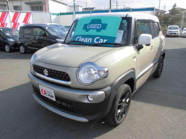 「スズキ」「クロスビー」「SUV・クロカン」「福岡県」の中古車8