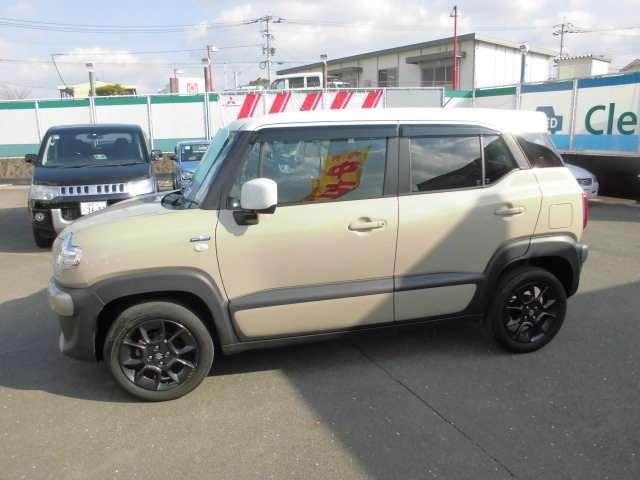 「スズキ」「クロスビー」「SUV・クロカン」「福岡県」の中古車9