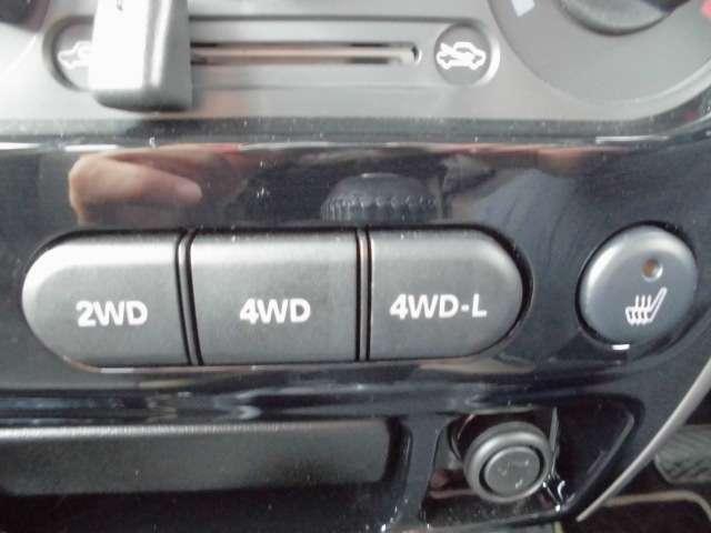 ランドベンチャー ダイヤモンド保証 4WD オートマ車(15枚目)