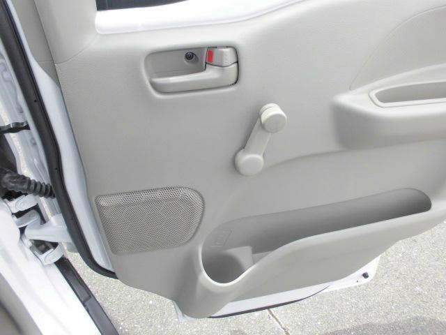 PC ダイヤモンド保証 新車保証継承車 禁煙 両席エアバック エアB 切替式4WD ABS エアコン PS 両側手動スライドドア 1オナ(24枚目)