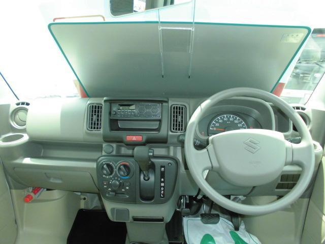 PC ダイヤモンド保証 新車保証継承車 禁煙 両席エアバック エアB 切替式4WD ABS エアコン PS 両側手動スライドドア 1オナ(27枚目)