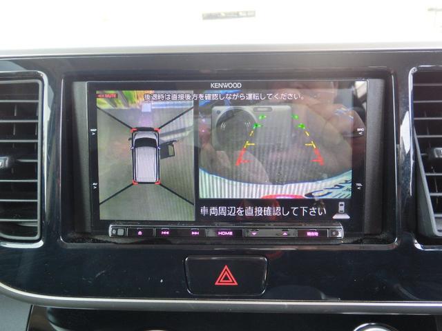 カスタムT アラウンドビューモニター アルミ スマ-トキ- ターボ ナビTV メモリーナビ ABS CDデッキ 両側PSドア 盗難防止システム 1オナ DVD ベンチシート ワンセグTV 横滑り防止装置(31枚目)