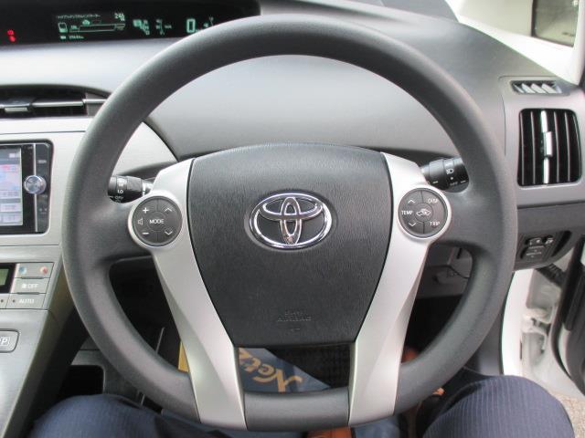 トヨタ プリウス S SD高機能ナビ DVD再生 バックモニター ETC