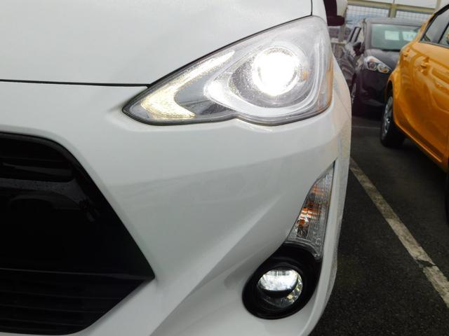S トヨタセーフティーセンス スマートエントリー&LEDヘッドランプパッケージ スタンダードSDナビ&バックガイドモニター ETC(27枚目)