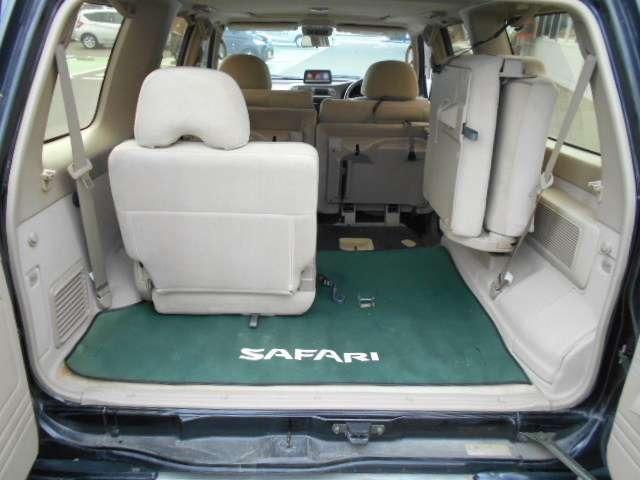 「日産」「サファリ」「SUV・クロカン」「福岡県」の中古車17