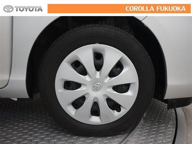 トヨタ アクア G タイヤ4本新品