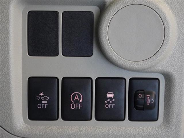 スマートアシストIIを搭載したサポカーS車です。アイドリングストップ・横滑り防止装置も装備してます。