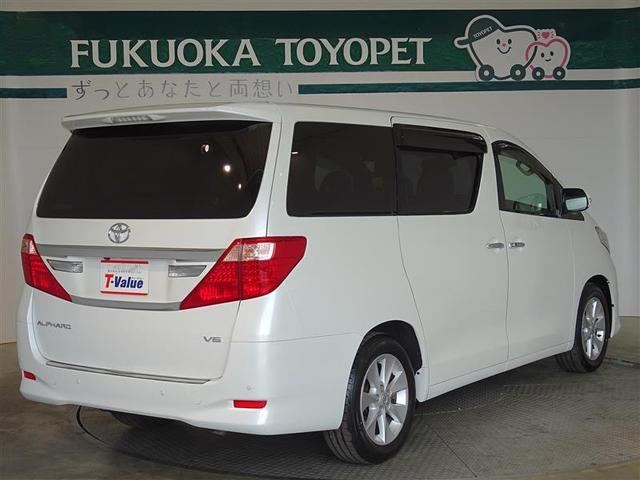 トヨタ アルファード 350G プレミアムシートパッケージ