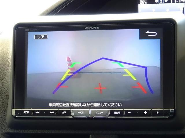 トヨタ エスクァイア Gi SDナビ フルセグ 後席モニター DVD再生