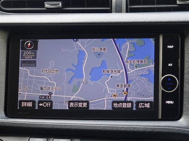 G HDDナビ フルセグ ETC バックカメラ スマートキー(7枚目)