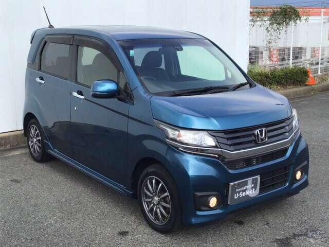 「ホンダ」「N-WGNカスタム」「コンパクトカー」「福岡県」の中古車6