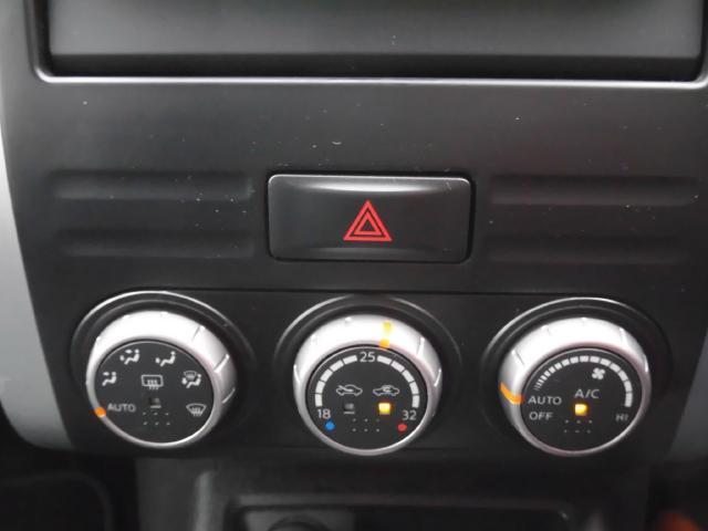 日産 エクストレイル 20X 4WD 前後シートヒーター