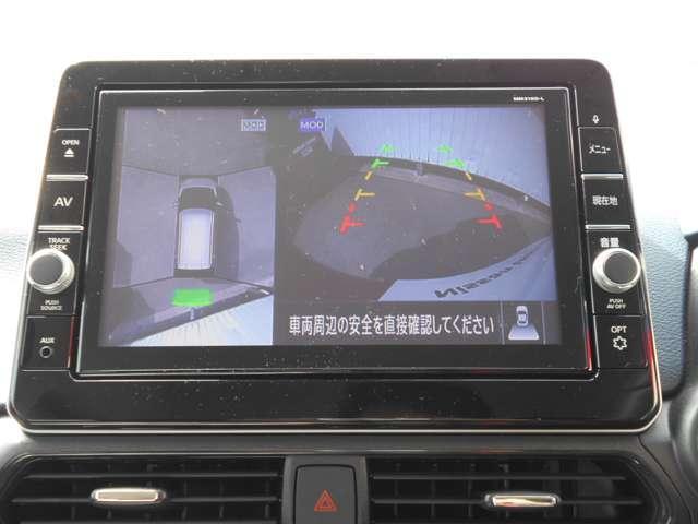 ハイウェイスター X 660 ハイウェイスターX 9インチナビ 全周囲カメラ ドラレコ(7枚目)