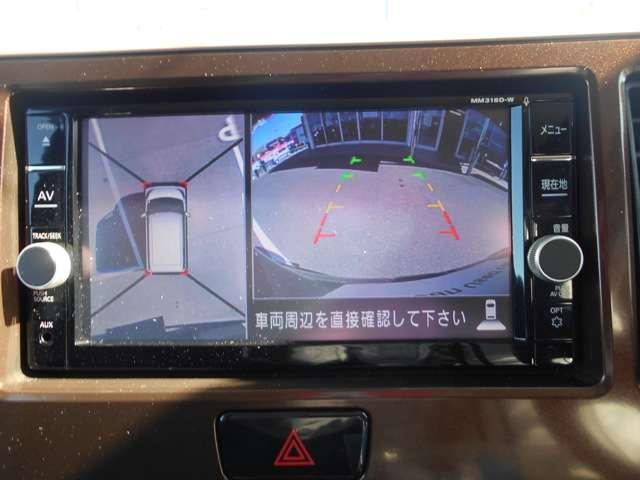 660 ハイウェイスター Gターボ メモリ-ナビ&衝突軽減ブレ-キ(6枚目)