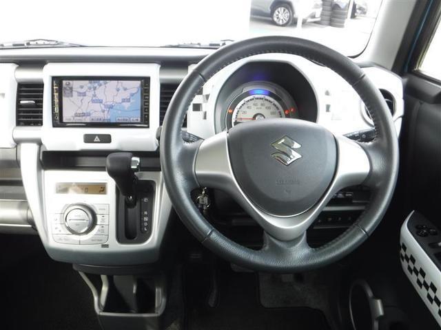 Xターボ 衝突軽減ブレーキ HDDナビ フルセグTV バックカメラ スマートキー HIDヘットライト 純正アルミ(4枚目)
