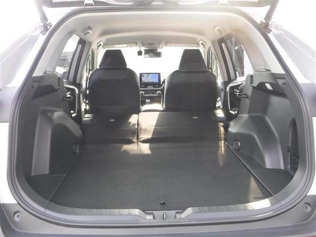 G Zパッケージ 4WD 衝突軽減ブレーキ 9インチメモリーナビ フルセグTV バックカメラ ETC スマートキー LEDヘットライト 純正アルミ ワンオーナー(8枚目)