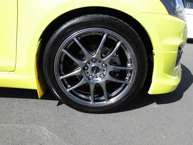 スズキ スイフトスポーツ ベースグレード ディスチャージヘッドランプ装着車