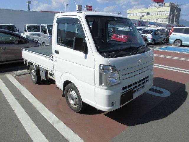 660KC三方開き エアコン・パワステ装着車(6枚目)