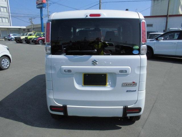 660ハイブリッドX 車いす移動車・リヤシート付(3枚目)