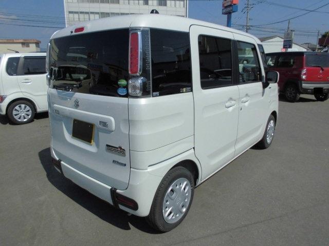660ハイブリッドX 車いす移動車・リヤシート付(8枚目)