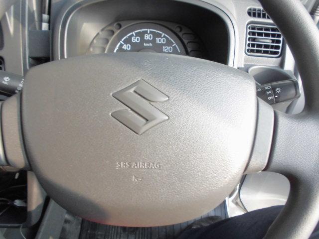 運転席エアバッグ