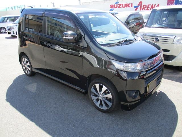 「スズキ」「ワゴンRスティングレー」「コンパクトカー」「佐賀県」の中古車6