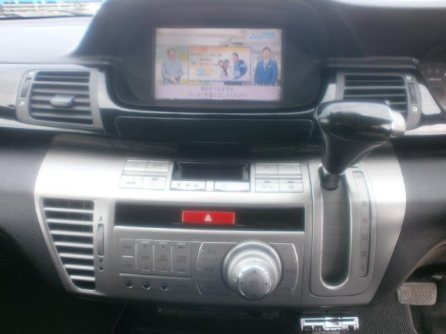 ホンダ エディックス HDDナビエディション ETC 社外AW BモニターHID