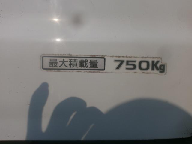 日産 バネットバン DX  5ドア 6人乗り