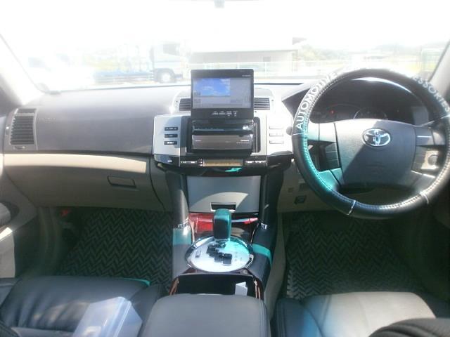 トヨタ マークX 250G社外TVナビETCインテリキーHIDライトPスタート