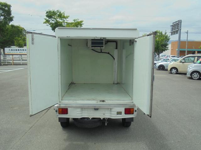 ダイハツ ハイゼットトラック 冷蔵冷凍車ー5℃ ETC スライドドア付