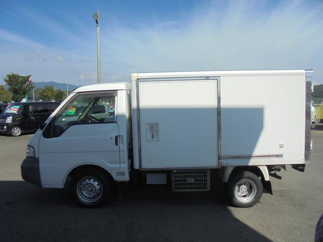 マツダ ボンゴトラック 冷蔵冷凍車ー5℃ AT車 スライドドア ETC Wタイヤ