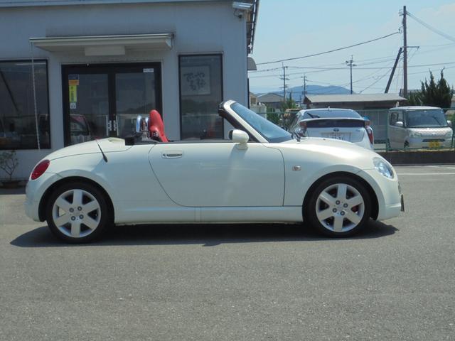「ダイハツ」「コペン」「オープンカー」「福岡県」の中古車4
