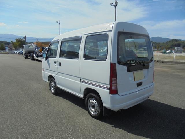 「スバル」「サンバーバン」「軽自動車」「福岡県」の中古車5