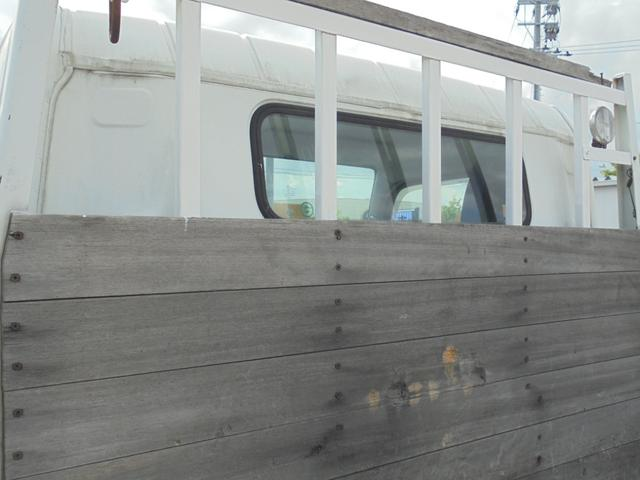 低床 ワイドボディロング 2t 3方開 リヤWタイヤ(21枚目)