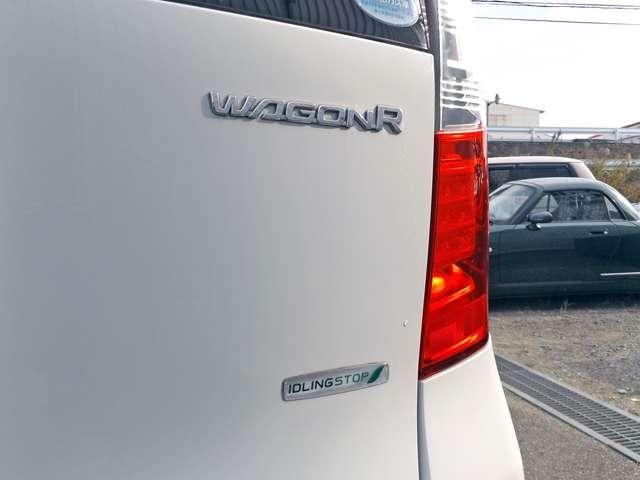 スズキ ワゴンR FX キーレス CDコンポ アイドリングストップ 2年保証